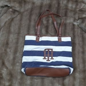 Tommy Hilfiger tote bag  shoulder bag purse